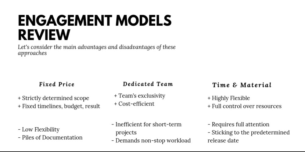Engagement Model for Machine Learning