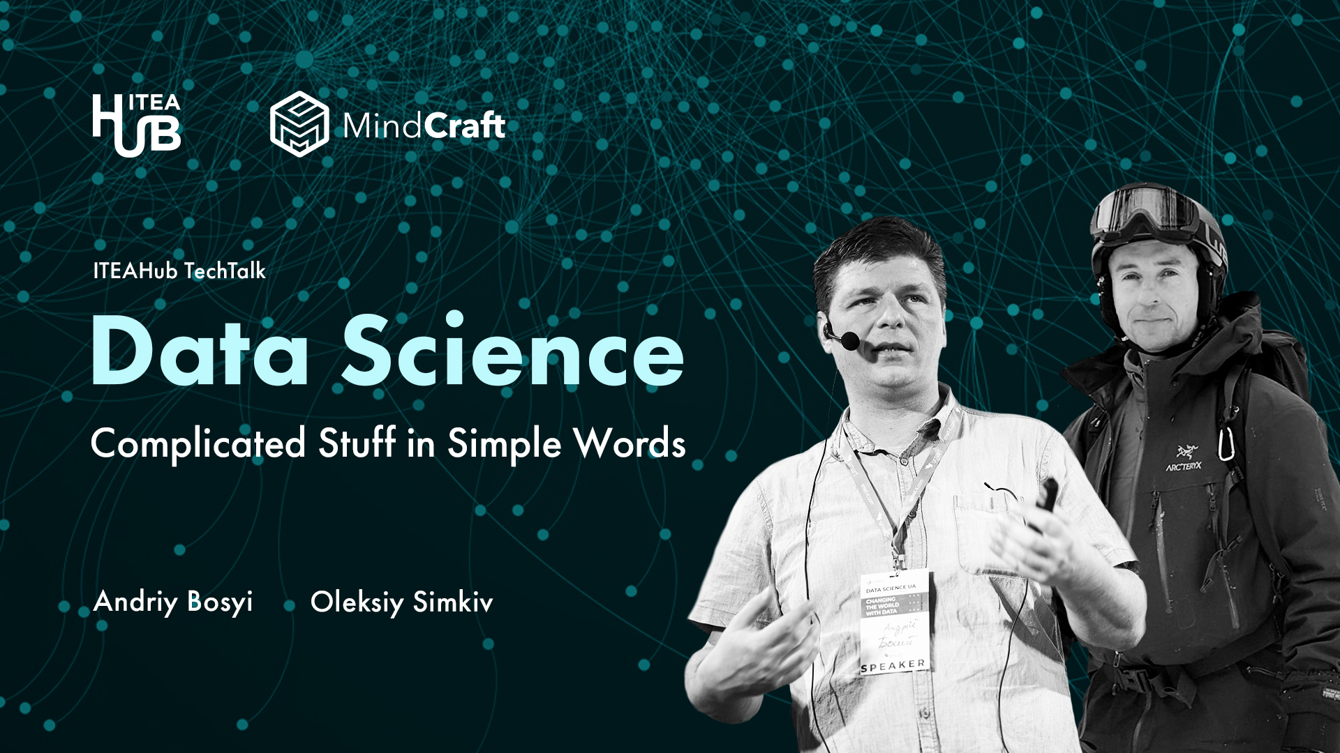 Data Science: Complicated Stuff in Simple Words