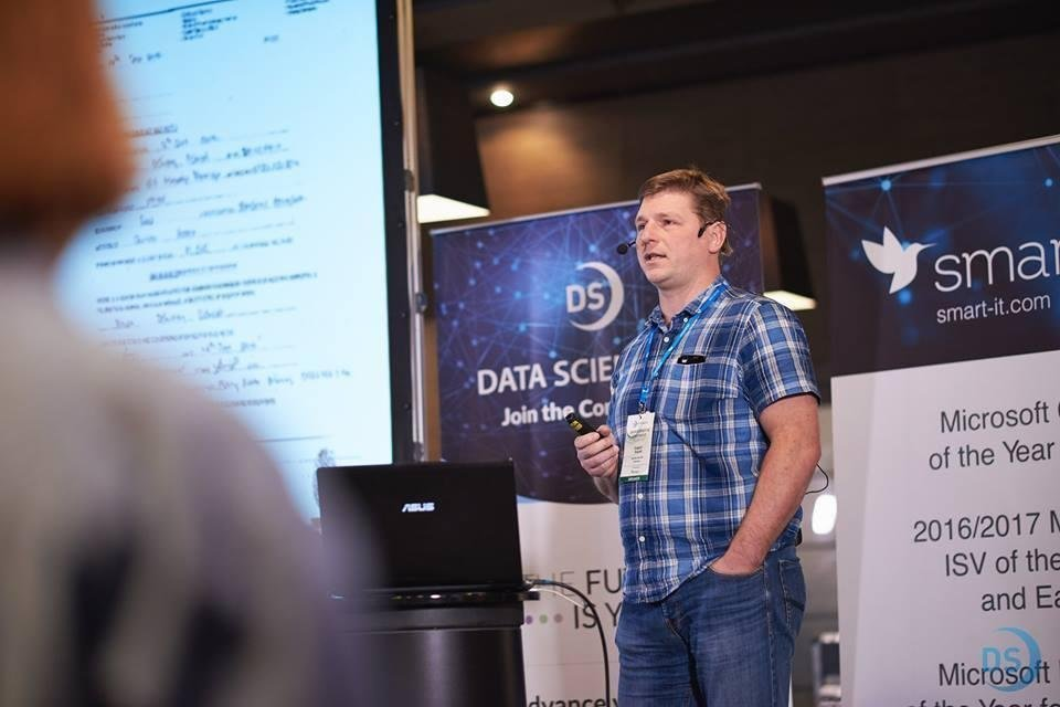 MindCraft.ai took part in the Data Science Ukraine Conference