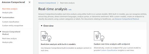 Amazon Real - time Analysis