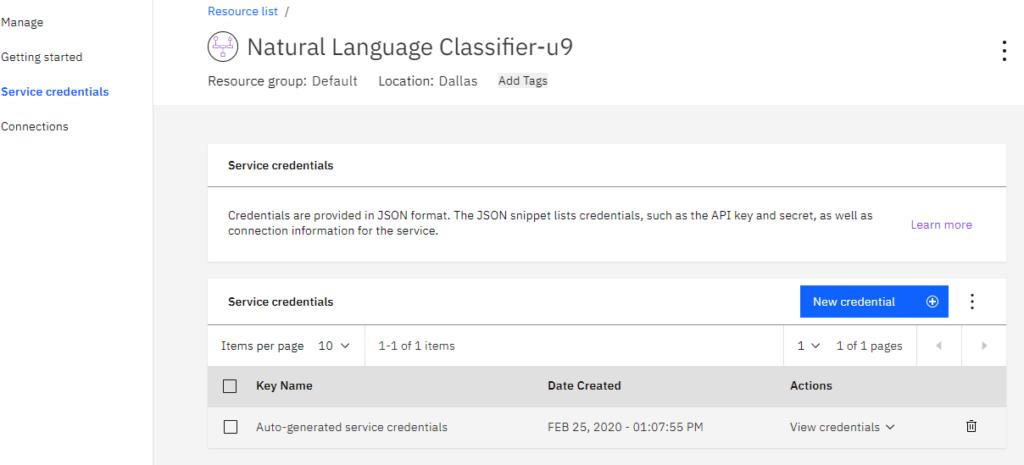 NLP Classifier-u9