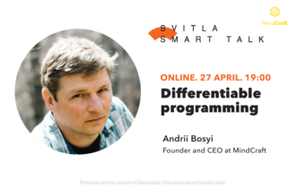 Online Smart Talk: Differentiable programming