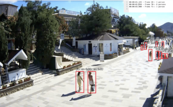 Сomputer Vision Selective Object Recognition