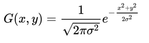 gaussian-formula